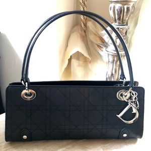 Classic Christian Dior East/ West Bag